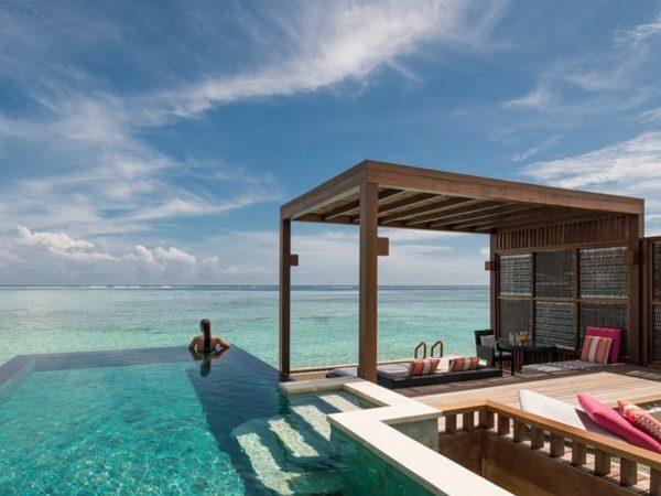 Four Seasons maldives at kuda huraa Sunset Two Bedroom Water Suite