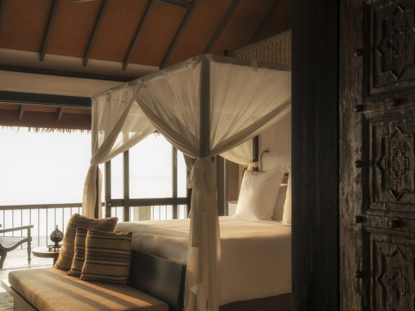 Four Seasons maldives private island at voavah Mezzanine Suites