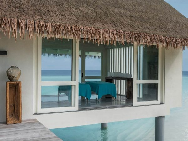 Four Seasons maldives private island at voavah Spa and Wellness