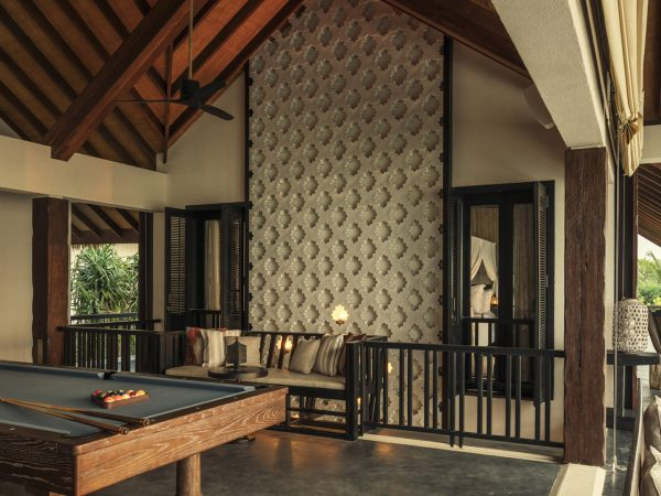 Four Seasons maldives private island at voavah loft lounge