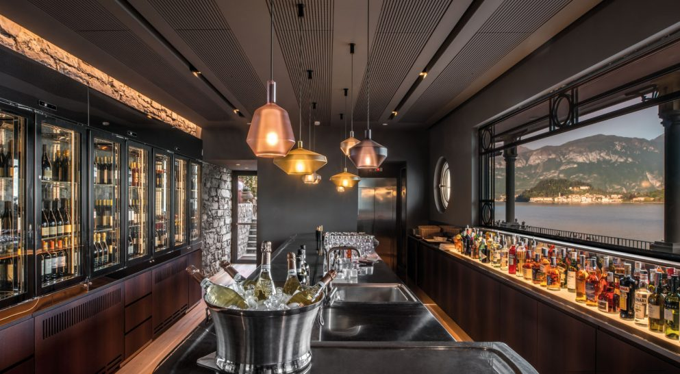 Grand Hotel Tremezzo Bar