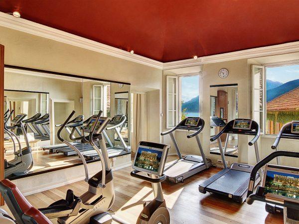 Grand Hotel Tremezzo Fitness Cardio