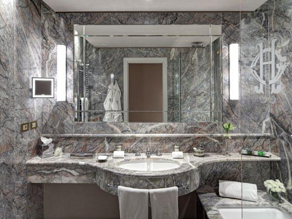 Grand Hotel Tremezzo Lake View Prestige Bathoom