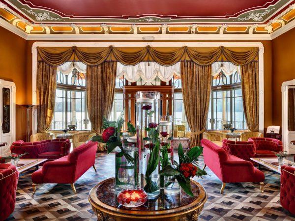 Grand Hotel Tremezzo Lobby