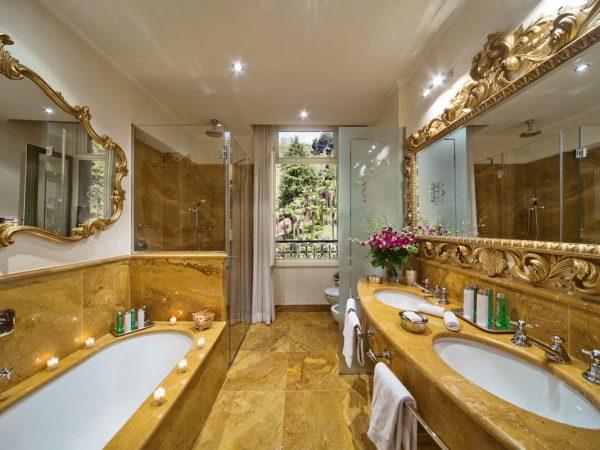 Grand Hotel Tremezzo Park View Prestige Bathroom