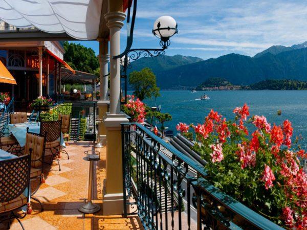 Grand Hotel Tremezzo Restaurants T bar terrace