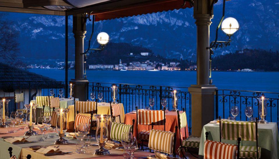 Grand Hotel Tremezzo Restaurants la terrazza