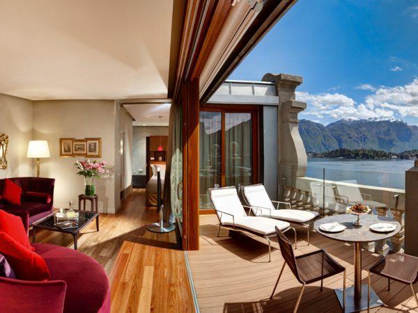 Grand Hotel Tremezzo Rooftop Front Suite