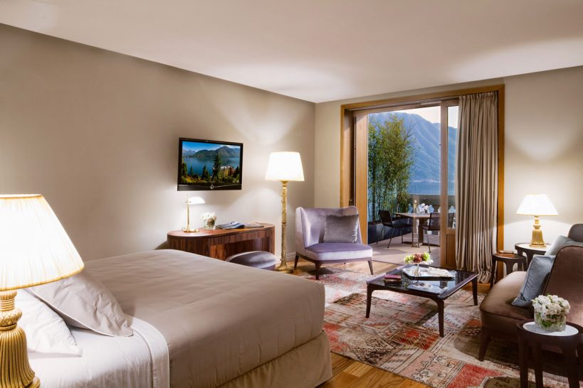 Grand Hotel Tremezzo Rooftop Junior Suite