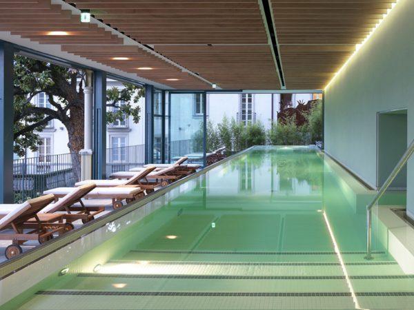 Grand Hotel Tremezzo Spa Pool