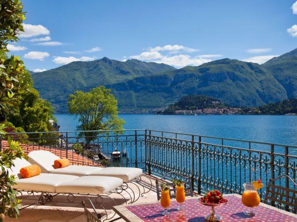 Grand Hotel Tremezzo Suite Greta Terrace