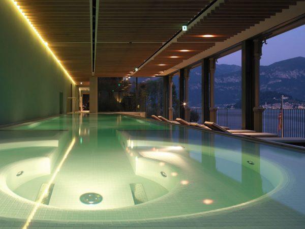Grand Hotel Tremezzo T Spa jacuzzi