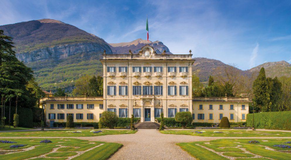 Grand Hotel Tremezzo Villa Sola Corpo