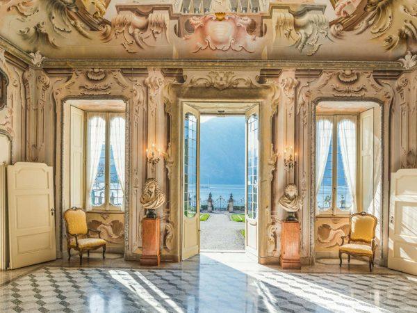 Grand Hotel Tremezzo Villa