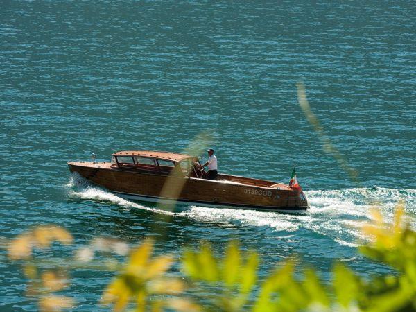 Grand Hotel Tremezzo Boating
