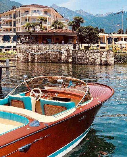 Hotel Eden Roc Ascona Riva Aquarama