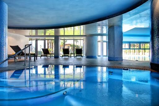 Hotel Eden Roc Ascona Spa Pool
