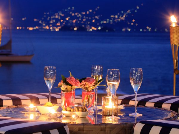 Hotel Eden Roc Marina-Lounge