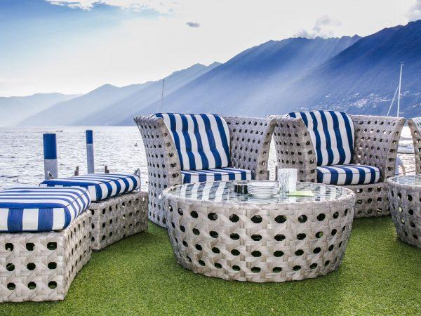 Hotel Eden Roc Marina Lounge