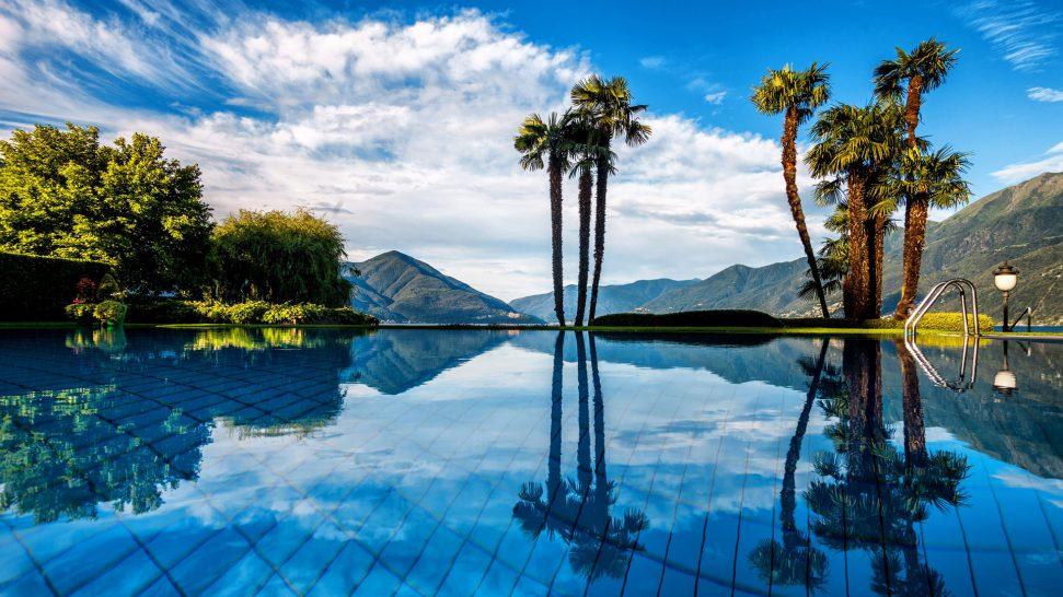 Hotel Eden Roc Outdoor Pool