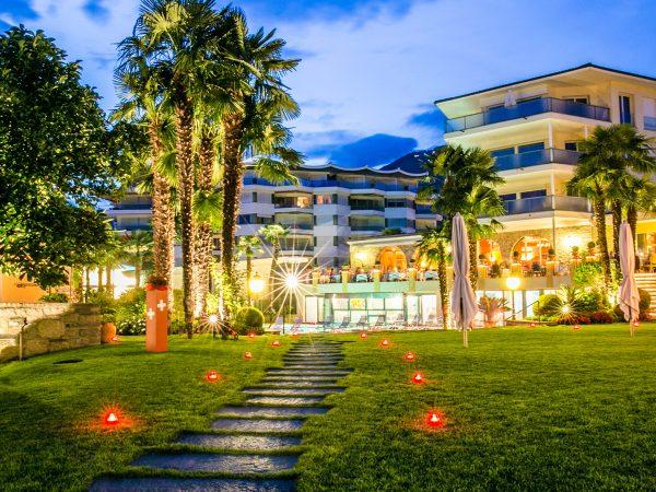Hotel Eden Roc private Garden Hotel Eden Roc