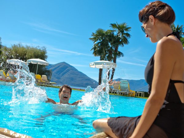 Hotel Eden Roc water parks