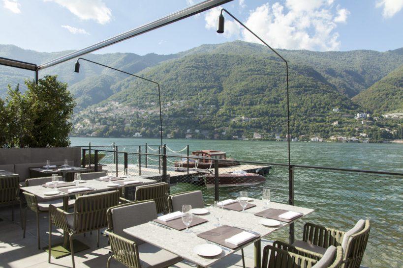 Il Sereno Hotels Beach Side Restaurant