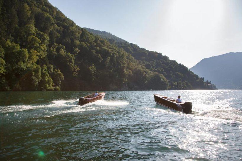 Il Sereno Hotels Boating