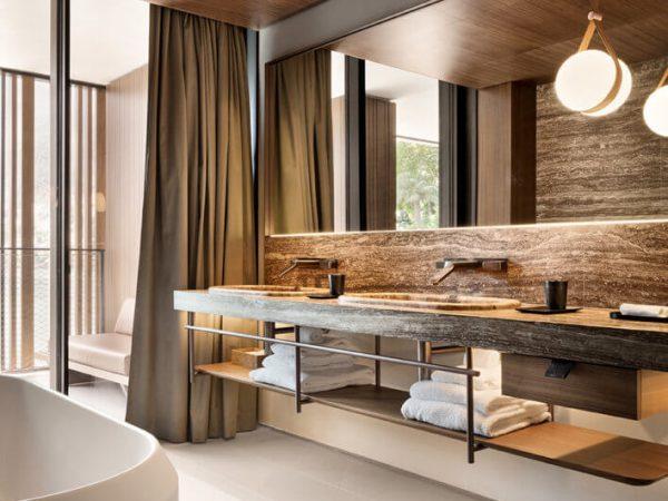Il Sereno Hotels Grand Suite Lago Bathroom