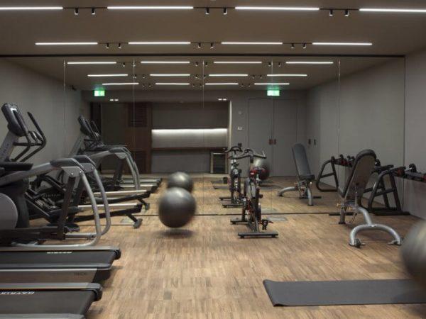 Il Sereno Hotels Gym