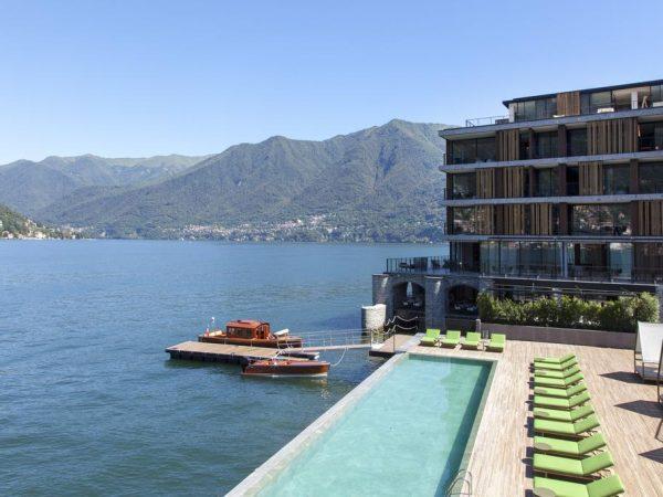 Il Sereno Hotels Pool