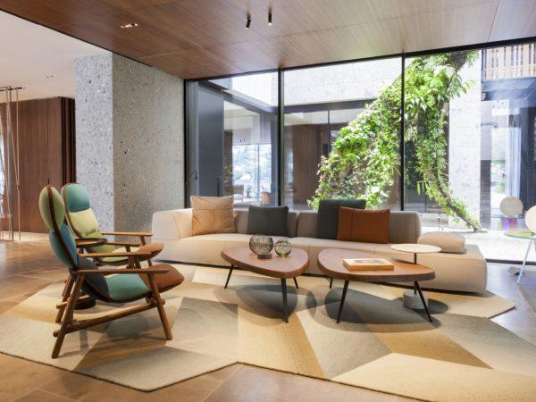 Il Sereno Hotels Reception