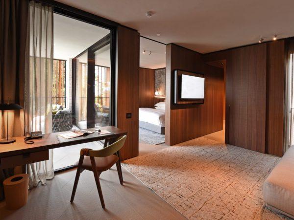 Il Sereno Hotels The Alcova Suite