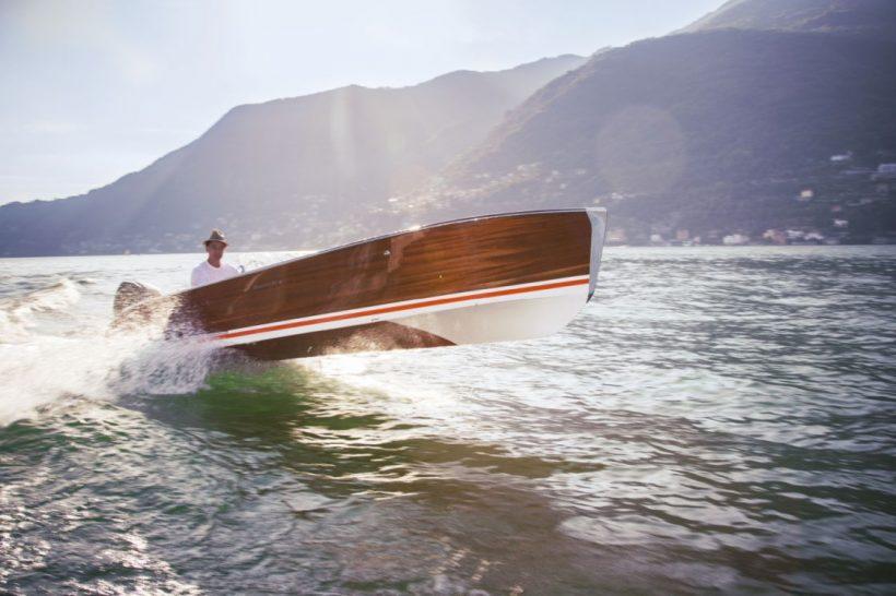 Il Sereno Lago di Como Boating