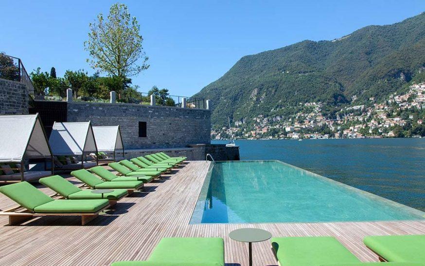 Il Sereno Lago di Como Pool
