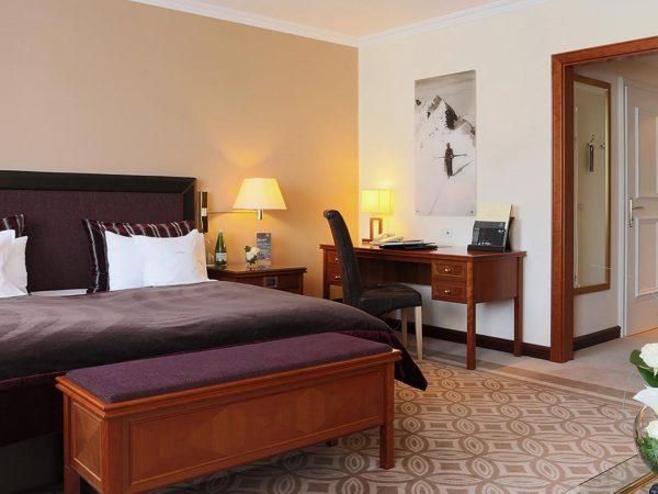 Kempinski Grand Hotel Des Bains St. Moritz Classic Family Suite