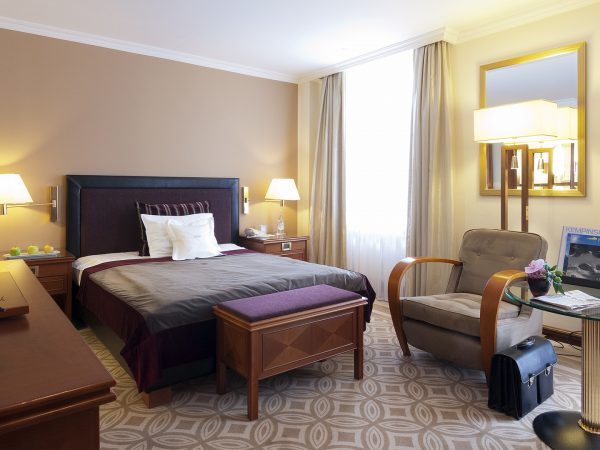 Kempinski Grand Hotel Des Bains St. Moritz Classic Single Room