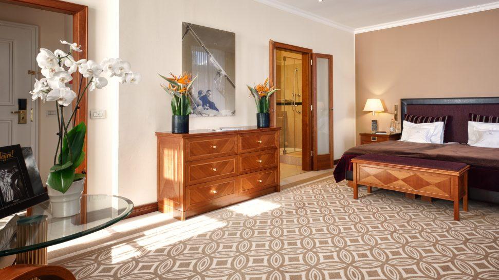 Kempinski Grand Hotel Des Bains St. Moritz Grand Deluxe Room