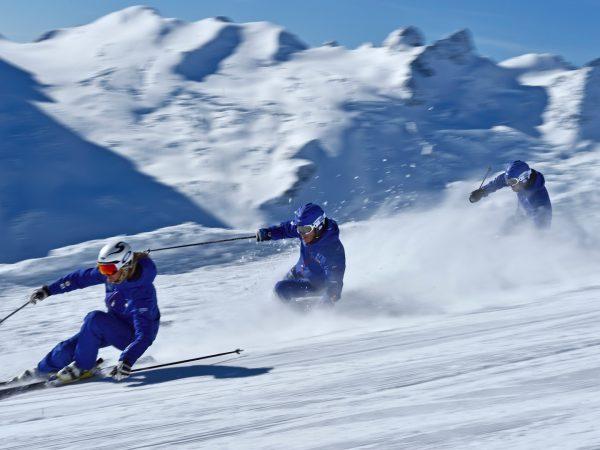 Kempinski Grand Hotel Des Bains St. Moritz Kempinski Alpine Sports Ski School