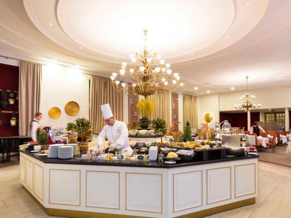 Kempinski Grand Hotel Des Bains St. Moritz Les Saisons