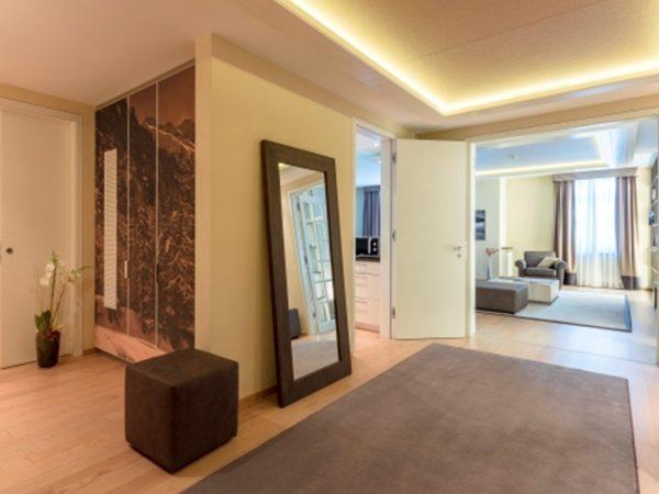 Kempinski Grand Hotel Des Bains St. Moritz Premier Five Bedroom Chalet Suite
