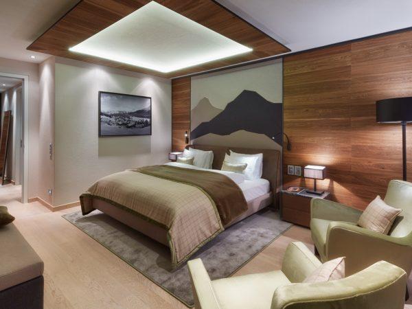Kempinski Grand Hotel Des Bains St. Moritz Premier Two Bedroom Chalet Suite