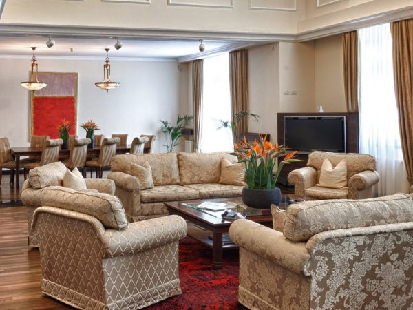 Kempinski Grand Hotel Des Bains St. Moritz Presidential suite
