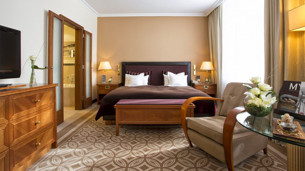 Kempinski Grand Hotel Des Bains St. Moritz Resort Room
