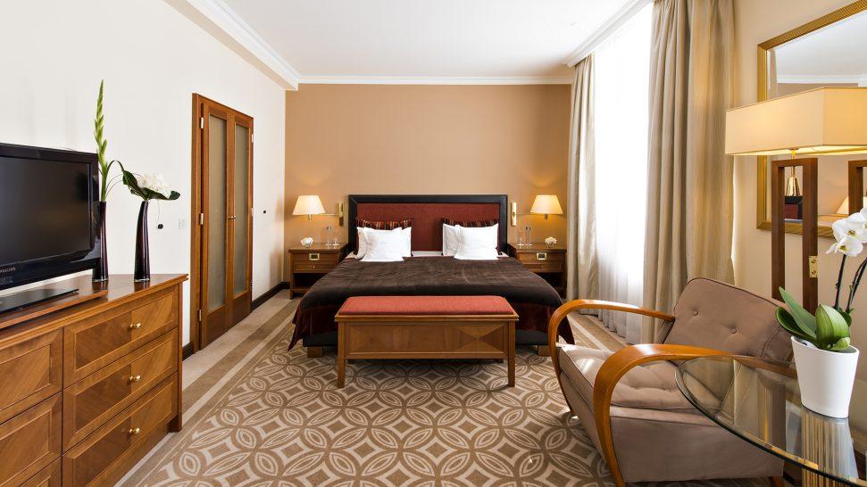 Kempinski Grand Hotel Des Bains St. Moritz Superior Room