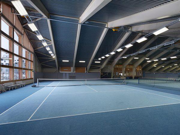 Kempinski Grand Hotel Des Bains St. Moritz Tennis & Squash Centre