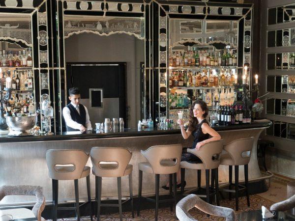 Kempinski Hotel clemente bar