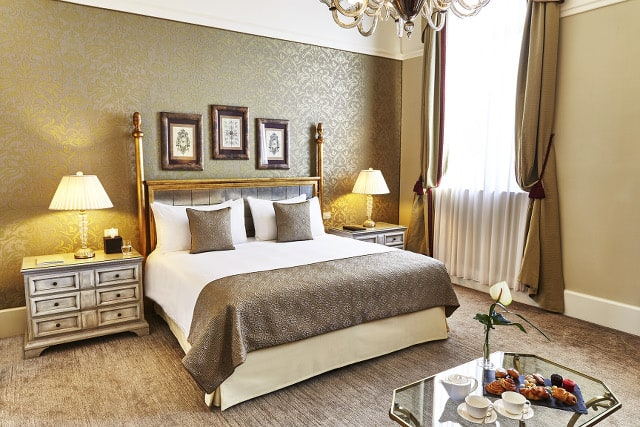 Kempinski Hotel grand deluxe room