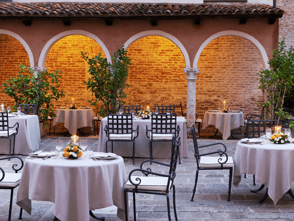 Kempinski Hotel Insieme Restaurant