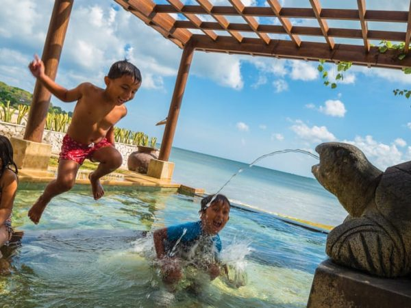 Four Seasons Resort Bali at Jimbaran Bay Kids Club